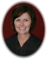 Photo of Judge Tina Boyer